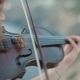 Beautiful Violinist Plays Outdoors - VideoHive Item for Sale