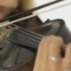 Beautiful Girl Playing The Violin - VideoHive Item for Sale