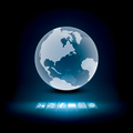 global communication technology - PhotoDune Item for Sale