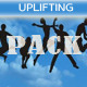 Uplifting Corporate Background Pack