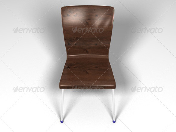 3DOcean modern chair 137013