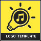 Music Ideas Logo Template - GraphicRiver Item for Sale