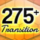 275+ Transitions - VideoHive Item for Sale