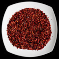 Dried tomato seasoning on a plate - PhotoDune Item for Sale
