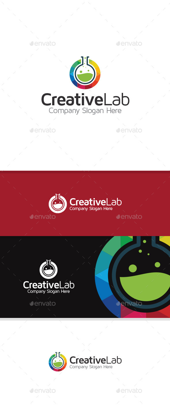 GraphicRiver Creative Lab 11061350