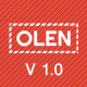 OLEN - Multipurpose Corporate PSD Template - ThemeForest Item for Sale