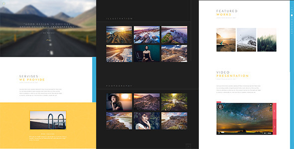 ThemeForest Revival 10963913