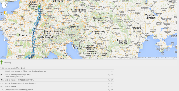 CodeCanyon Google Maps RouteBoxer 11036301