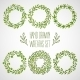 Decorative Wreaths - GraphicRiver Item for Sale