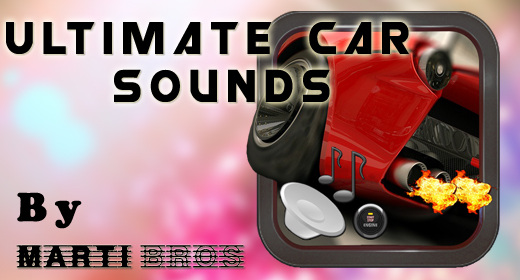 Ultimate Car Sounds Collection