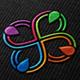 Social Color Logo - GraphicRiver Item for Sale