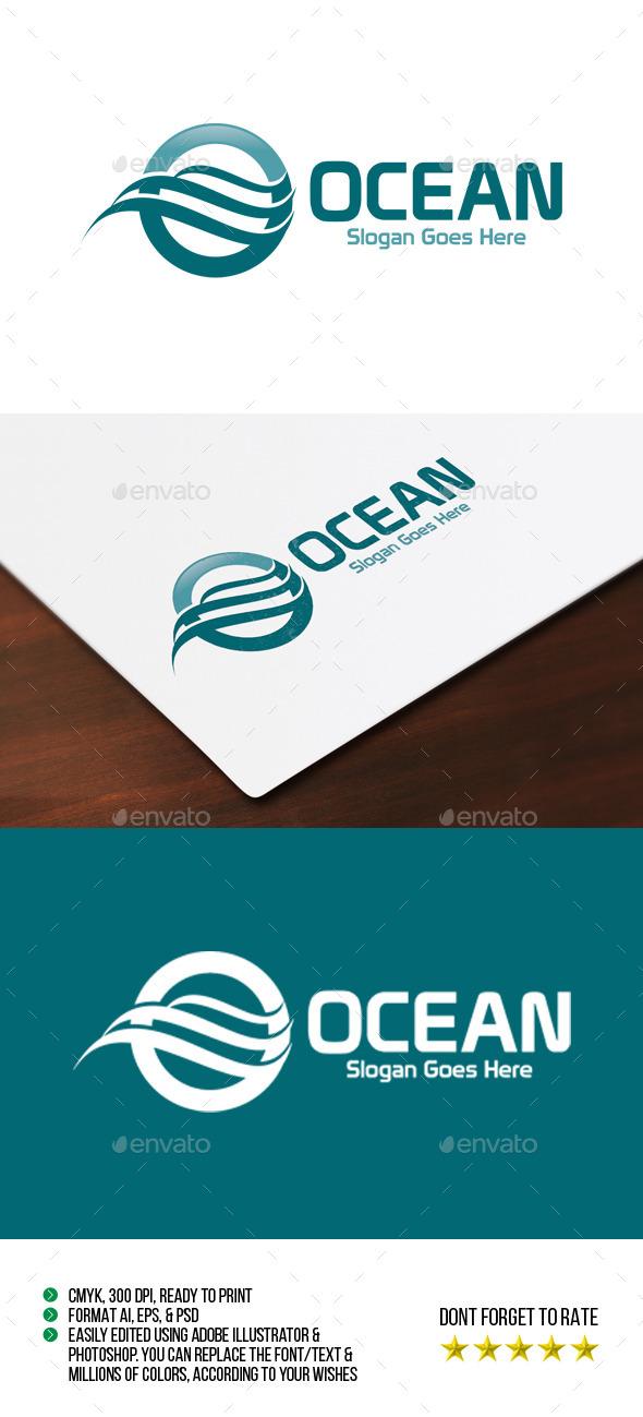 GraphicRiver O Letter Logo 11063241