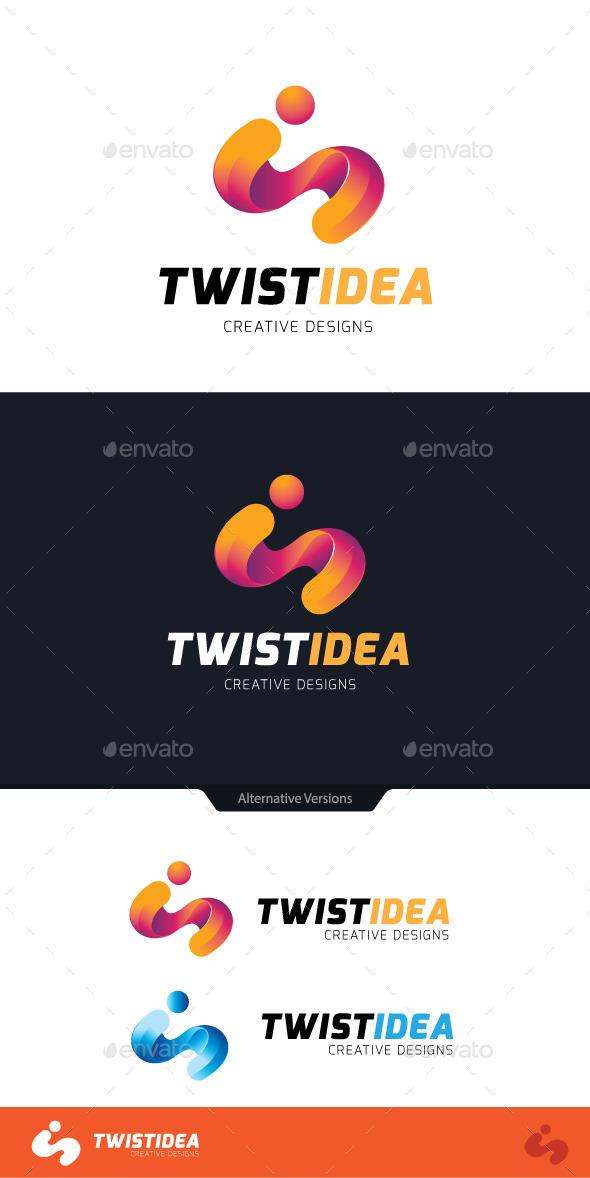 GraphicRiver Twist Idea 11063863