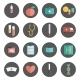 Set of Flat Medical Icons - GraphicRiver Item for Sale