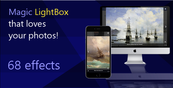 CodeCanyon Magic LightBox jQuery Plugin 11064152