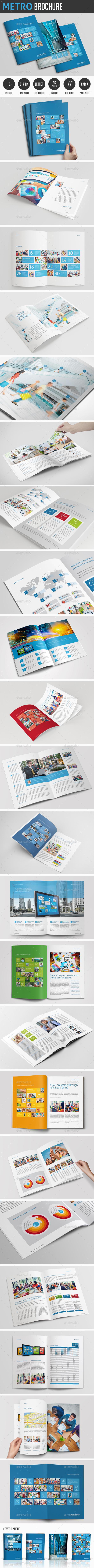 Metro Brochure - Corporate Brochures
