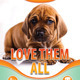 Pets Store Rollup Banner 44 - GraphicRiver Item for Sale