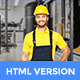 Handyman - Handyman & Construction HTML Template - ThemeForest Item for Sale