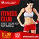 Fitness & Gym Web Banners - GraphicRiver Item for Sale