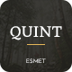 Quint - A Personal WordPress Blog Theme