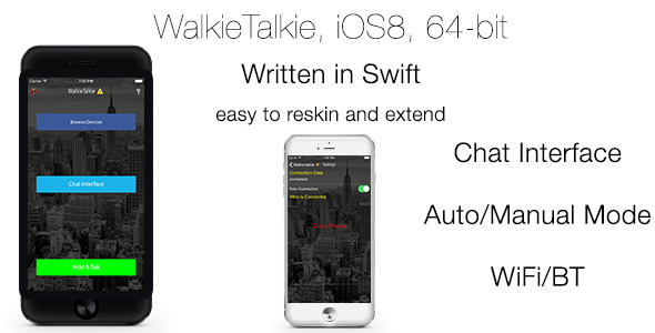 CodeCanyon WalkieTalkie Talk Free With Everyone 11066939