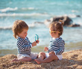 Children on the beach - PhotoDune Item for Sale