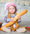 Little boy in bakery - PhotoDune Item for Sale