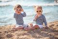 Children on the beach - PhotoDune Item for Sale