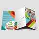 Corporate Child Care Trifold Brochure - GraphicRiver Item for Sale