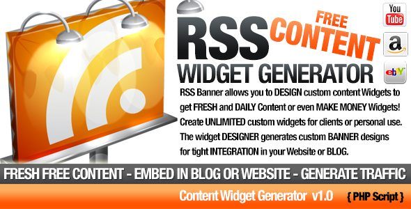 CodeCanyon Custom Content Widget Generator 11067861