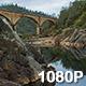 Historic Mining Bridge over American River - VideoHive Item for Sale