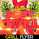 Best Grill Day Flyer - GraphicRiver Item for Sale