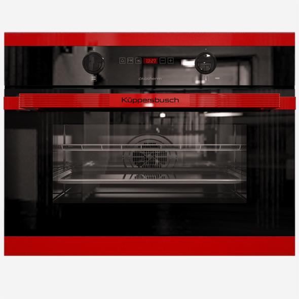 3DOcean Kuppersbusch EEB6260 Compact Oven 11068735