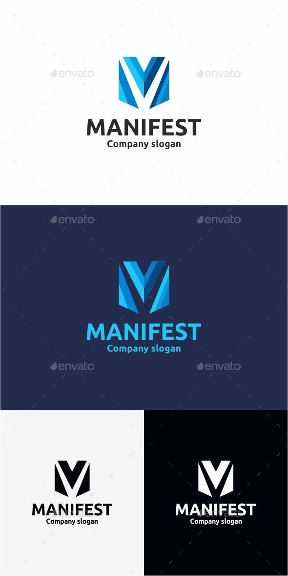 GraphicRiver Manifest 11068767