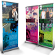 Multipurpose Roll-up Banner - GraphicRiver Item for Sale