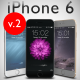 Phone 6 Mockup Video Kit - VideoHive Item for Sale
