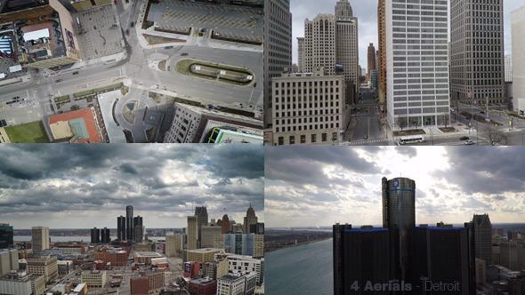 Detroit Aerials