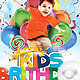 Flyer Birthday Kids Party - GraphicRiver Item for Sale