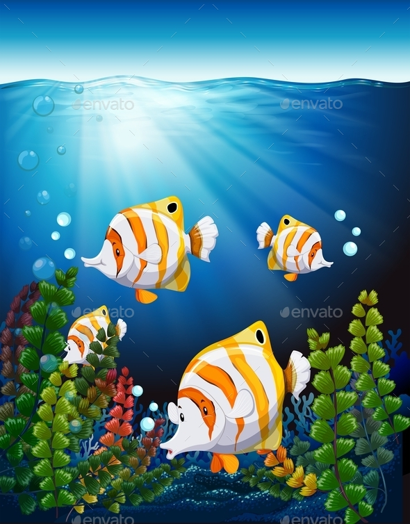 GraphicRiver Underwater 11070312