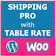 WooCommerce Shipping Pro with Table Rate - CodeCanyon Item for Sale