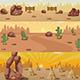 Desert Wild West BG
