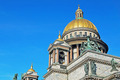 Dome of Saint Isaac Cathedral in St. Petersburg. Russia - PhotoDune Item for Sale