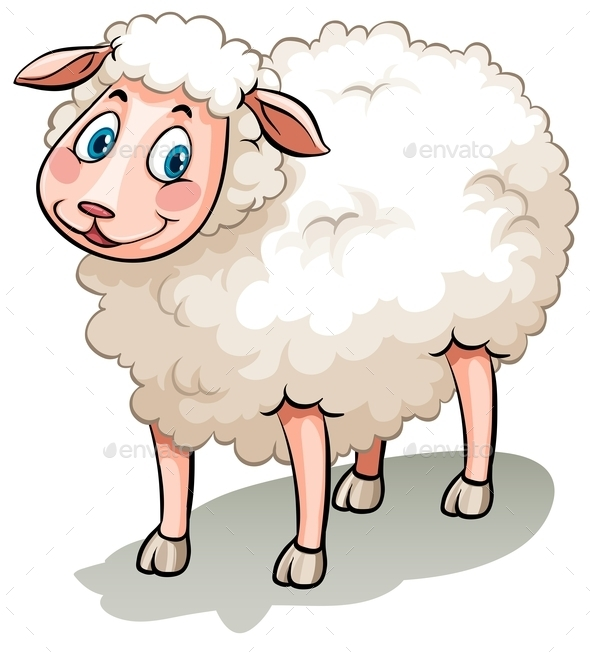 GraphicRiver Sheep 11071959