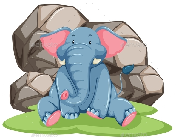 GraphicRiver Elephant 11072725