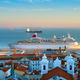 Lisbon harbor, Portugal - PhotoDune Item for Sale