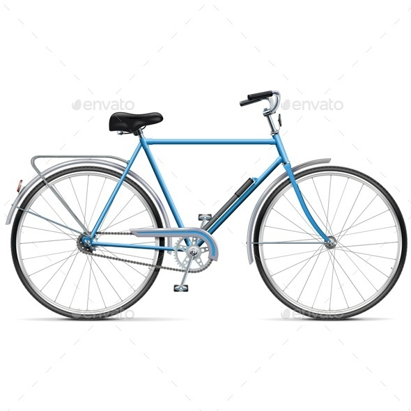 GraphicRiver Bicycle 11074420