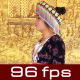 Hmong Girl Walking In Temple 02 - VideoHive Item for Sale