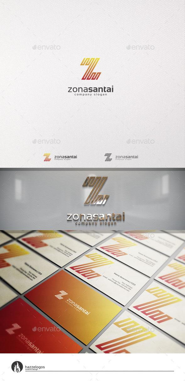 GraphicRiver Zona Santai Logo 11079533