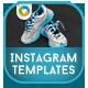 Sale Instagram Banner Templates - GraphicRiver Item for Sale