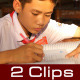 Studying In Classroom - VideoHive Item for Sale